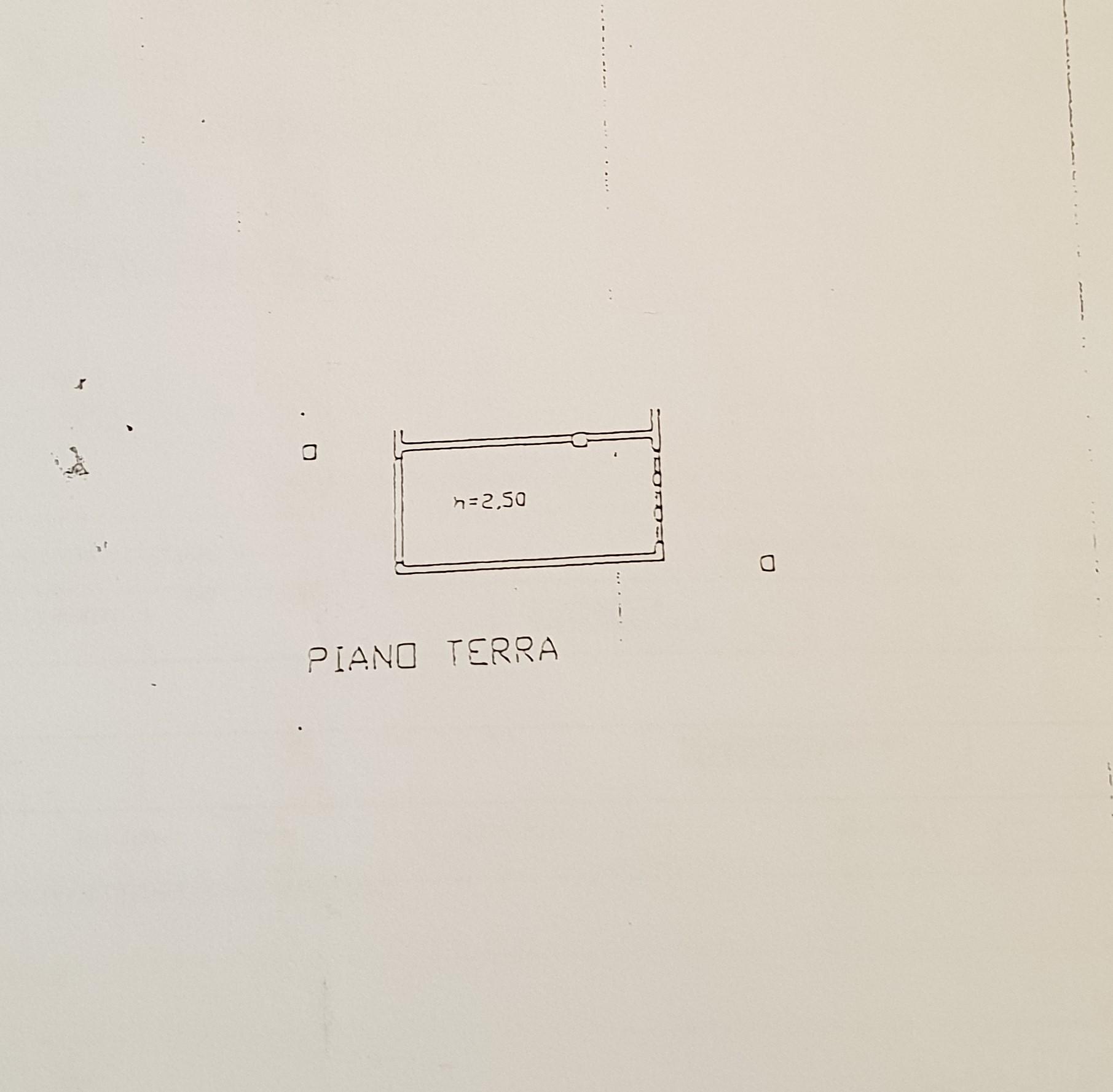 Planimetria 1/2 per rif. 1983a