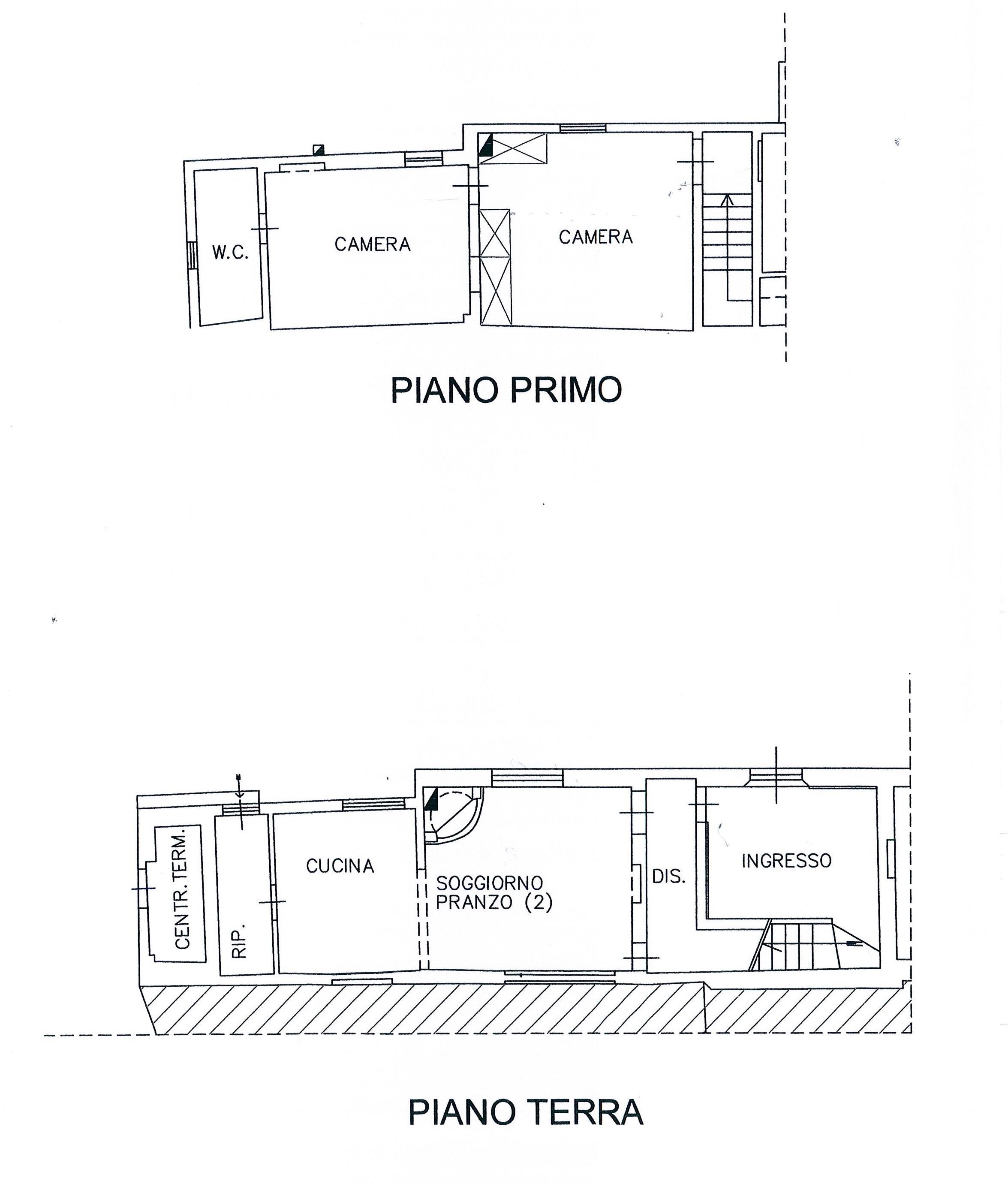 Planimetria /1 per rif. 2010a