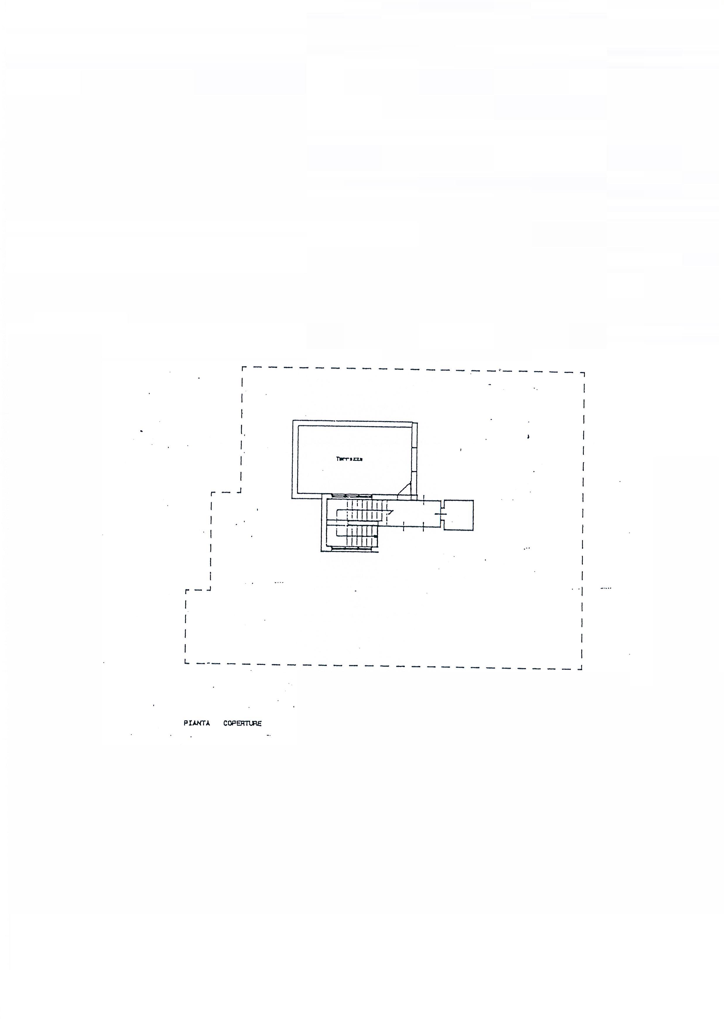Planimetria 1/3 per rif. 2058a