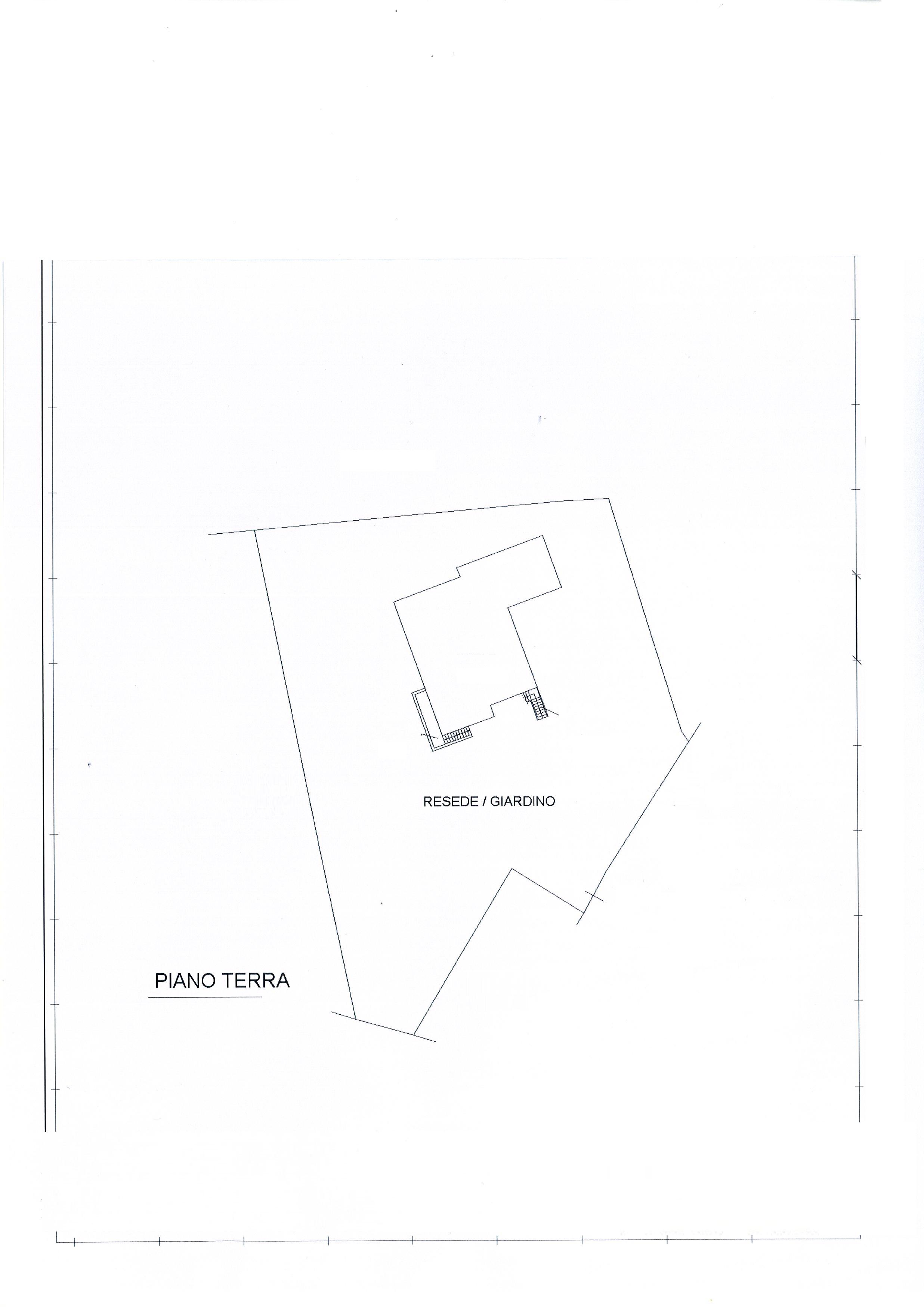 Planimetria 2/3 per rif. 2103a