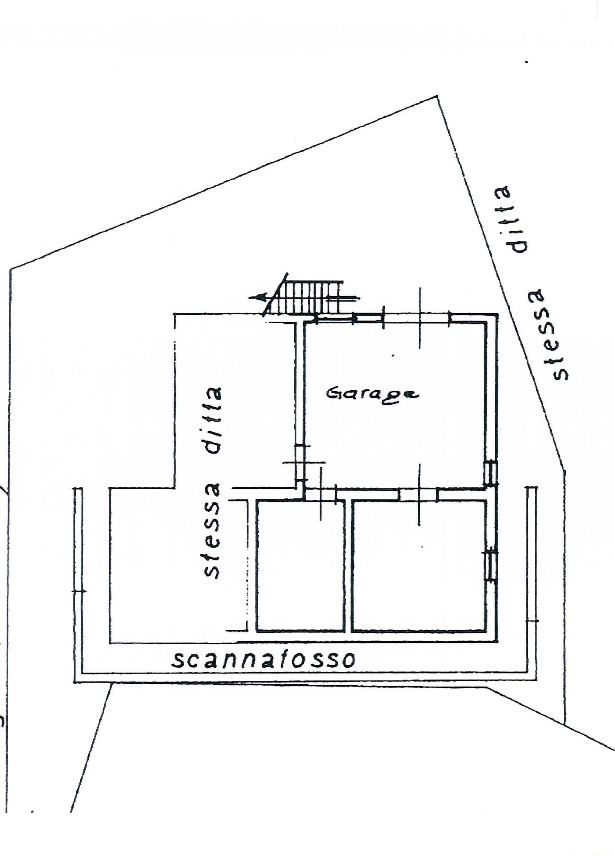 Planimetria 1/3 per rif. 2227a
