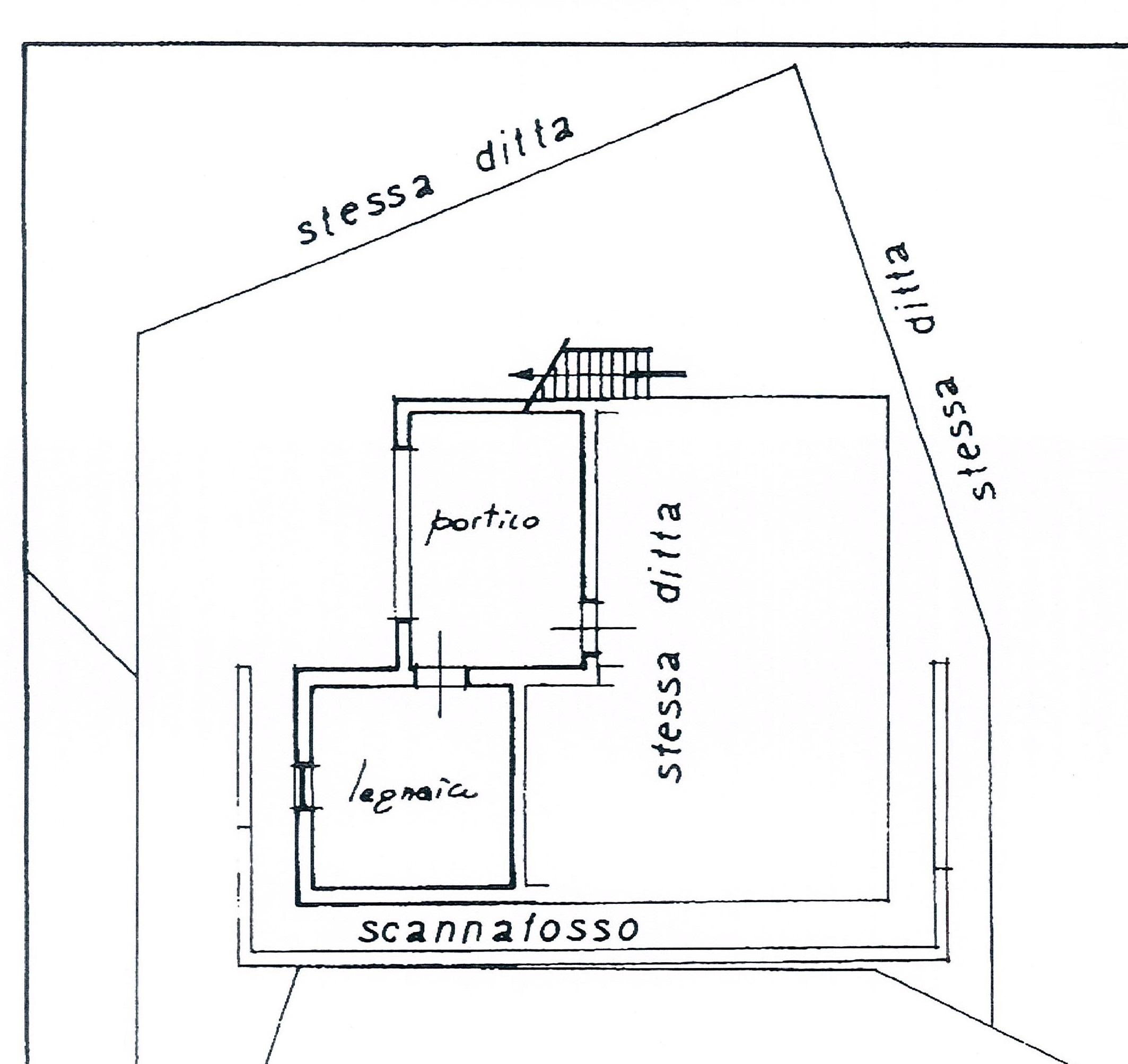 Planimetria 3/3 per rif. 2227a