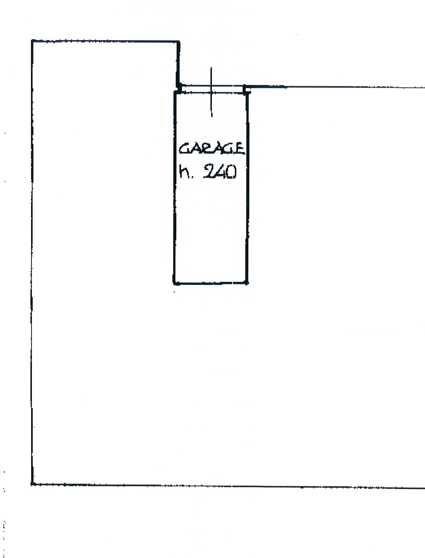 Planimetria 2/2 per rif. 2324a