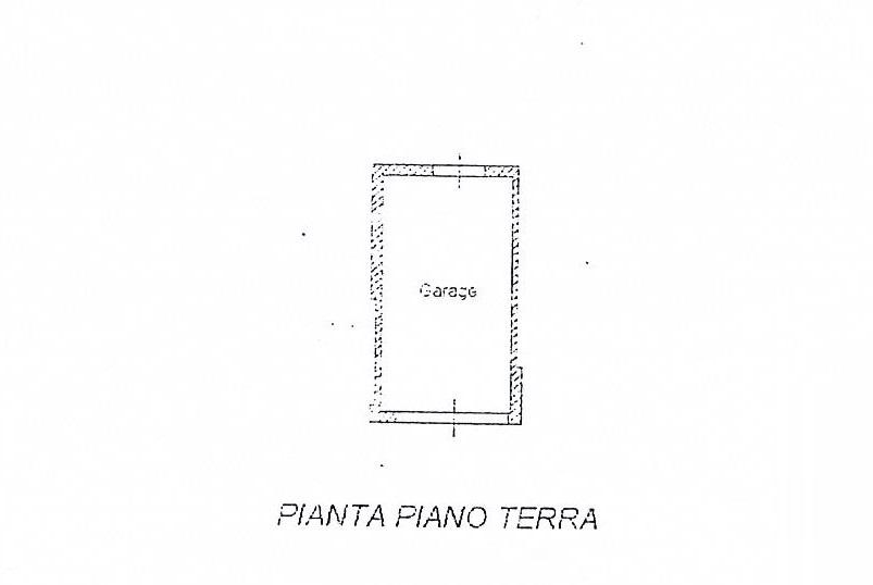 Planimetria 2/2 per rif. 2374a