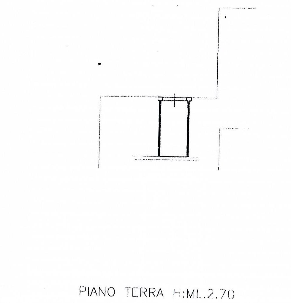 Planimetria 2/2 per rif. 2594a