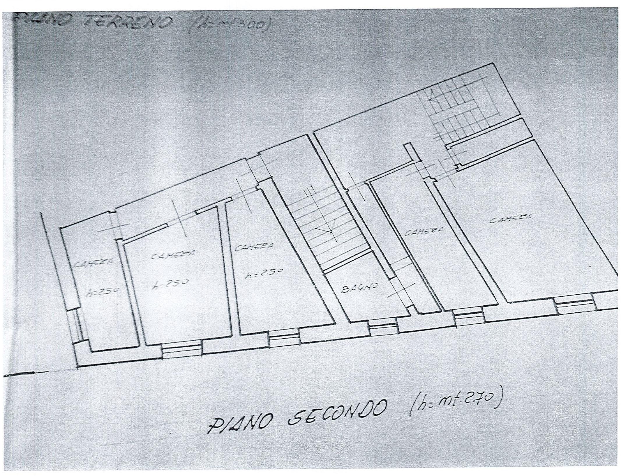 Planimetria 3/3 per rif. 2610a