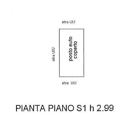 Planimetria 2/3 per rif. 2611a