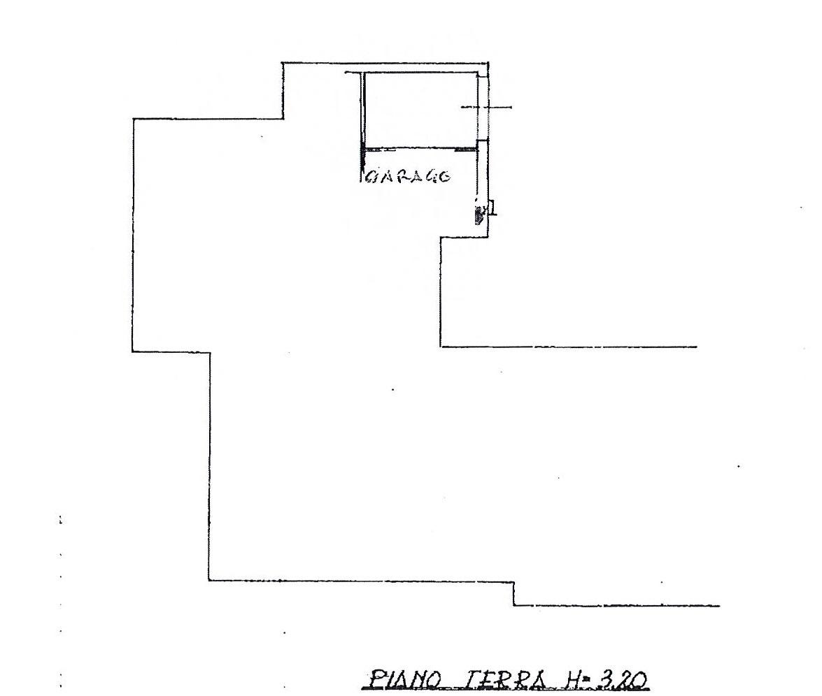 Planimetria 2/2 per rif. 2664a