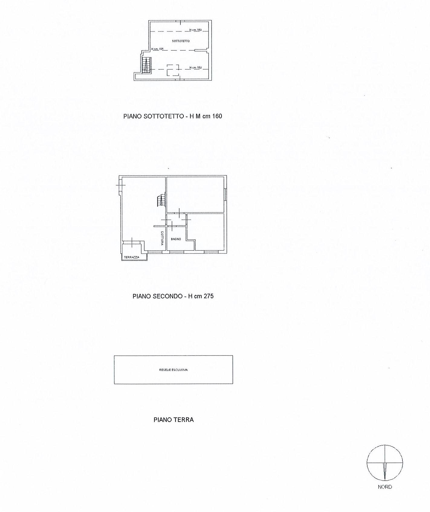Planimetria 1/1 per rif. 2682a