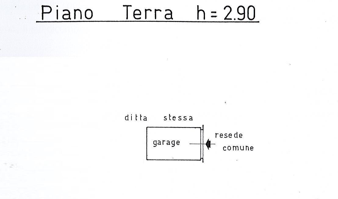 Planimetria 3/3 per rif. 2687a
