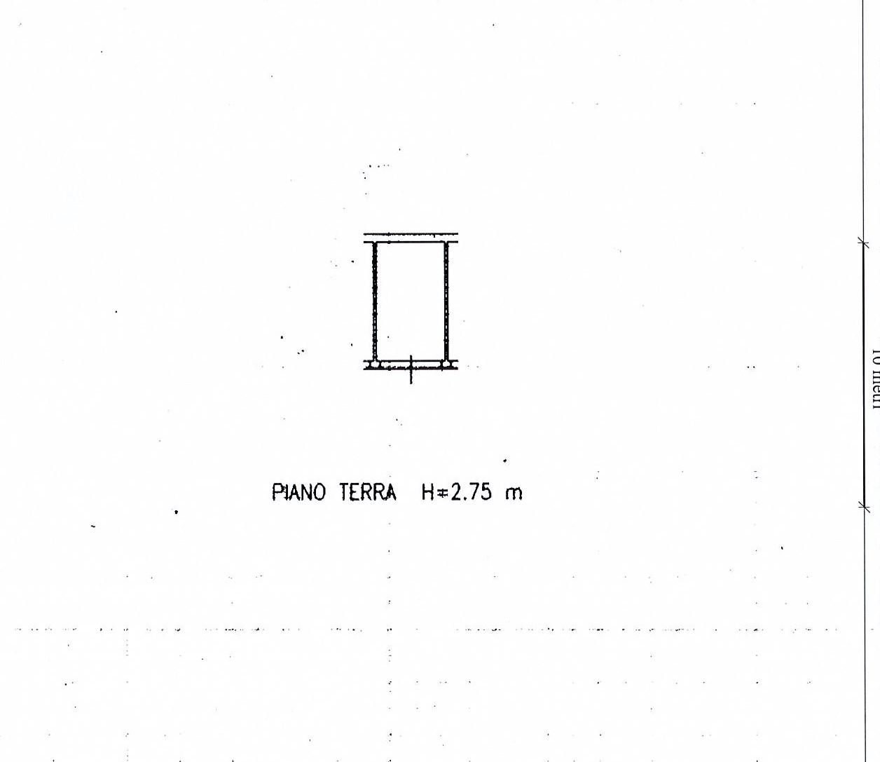 Planimetria 2/2 per rif. 2716a
