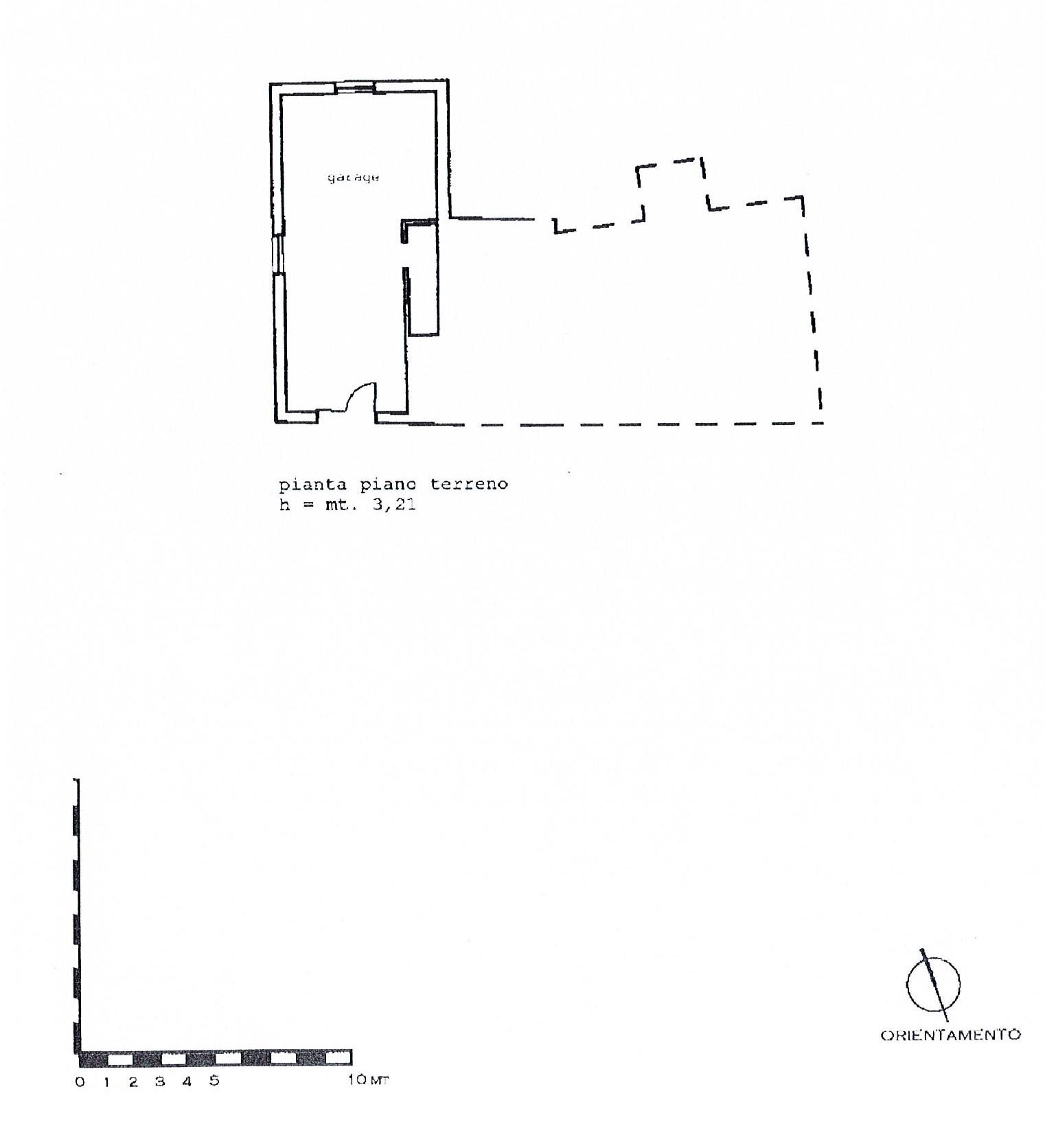 Planimetria 2/3 per rif. 2717a