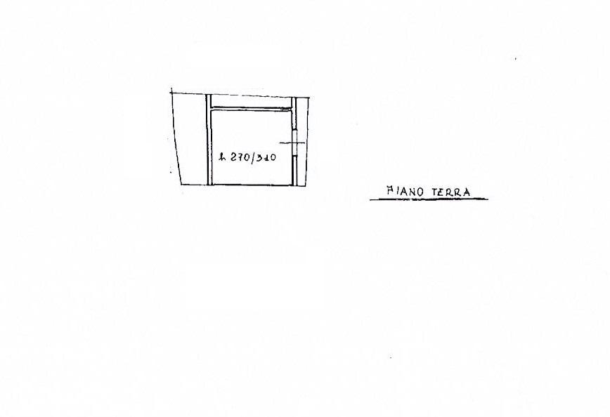 Planimetria 2/4 per rif. 2728a