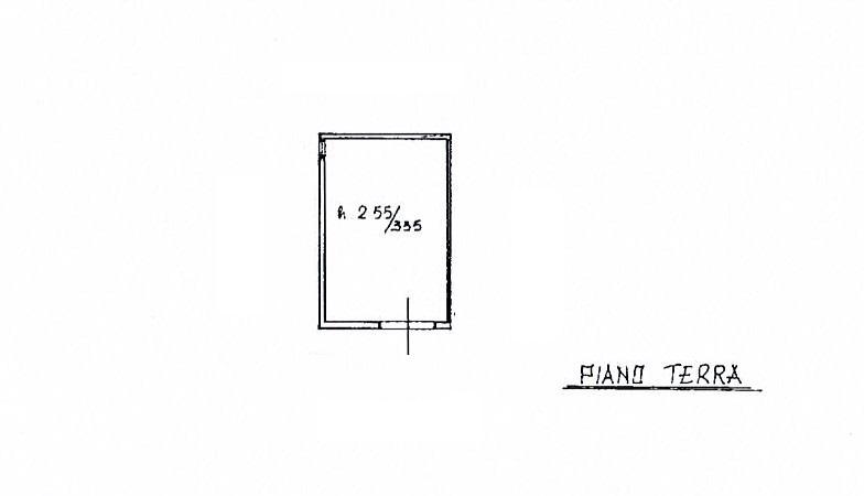 Planimetria 4/4 per rif. 2728a