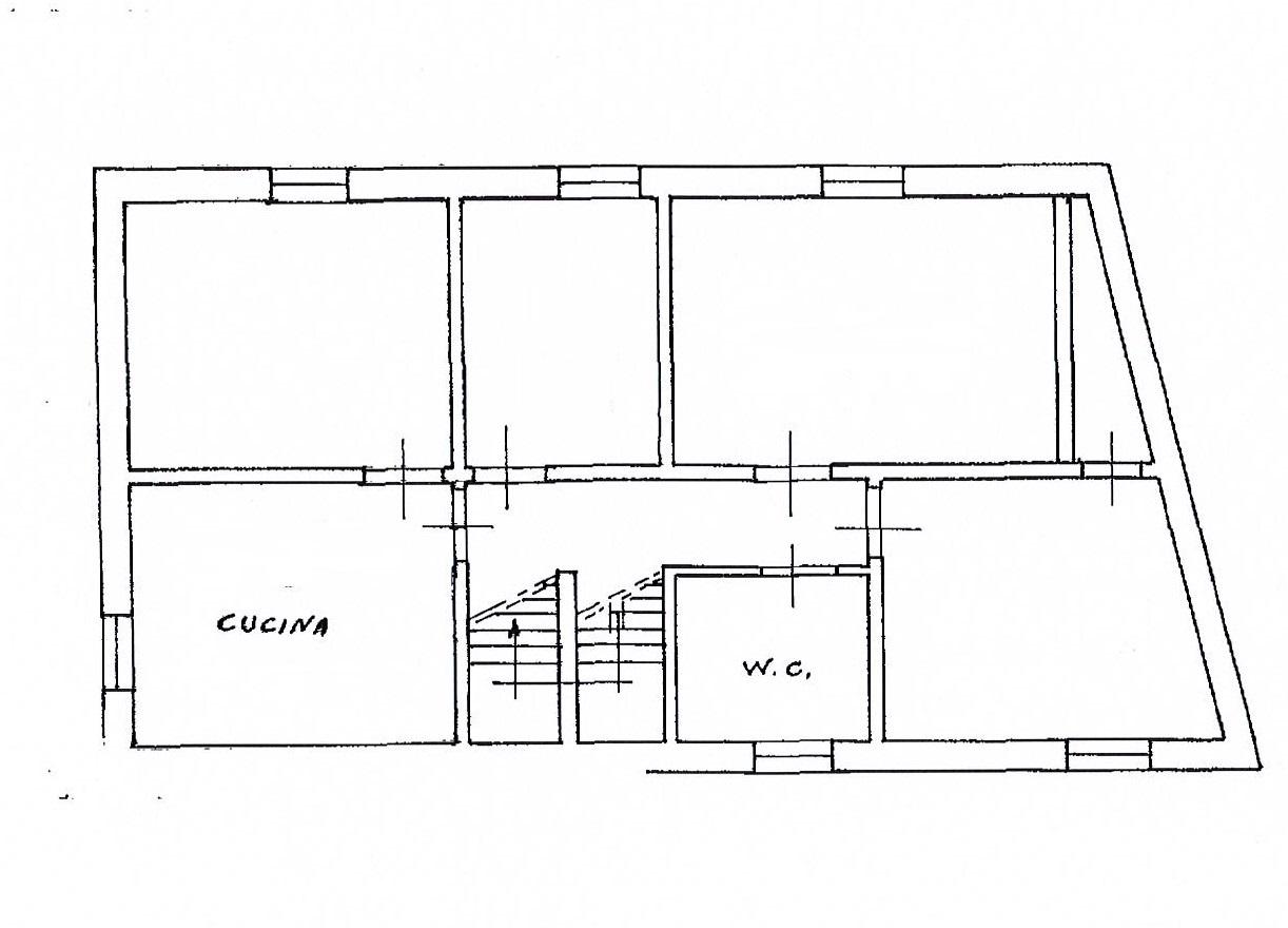Planimetria 1/2 per rif. 2730a