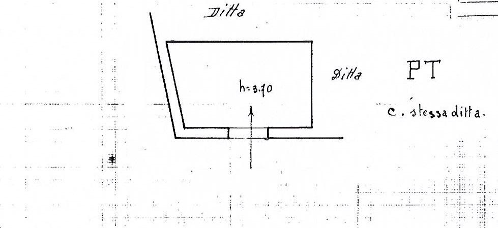 Planimetria 2/2 per rif. 2730a