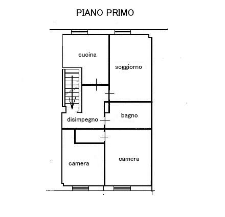 Planimetria /2 per rif. 3703
