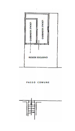 Planimetria /2 per rif. 3624