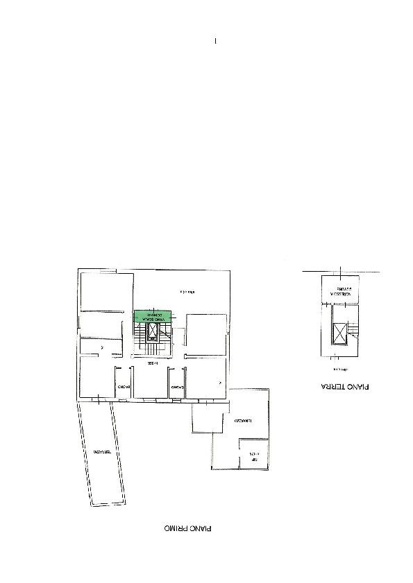 Appartamento in vendita, rif. 67 (Planimetria 1/1)