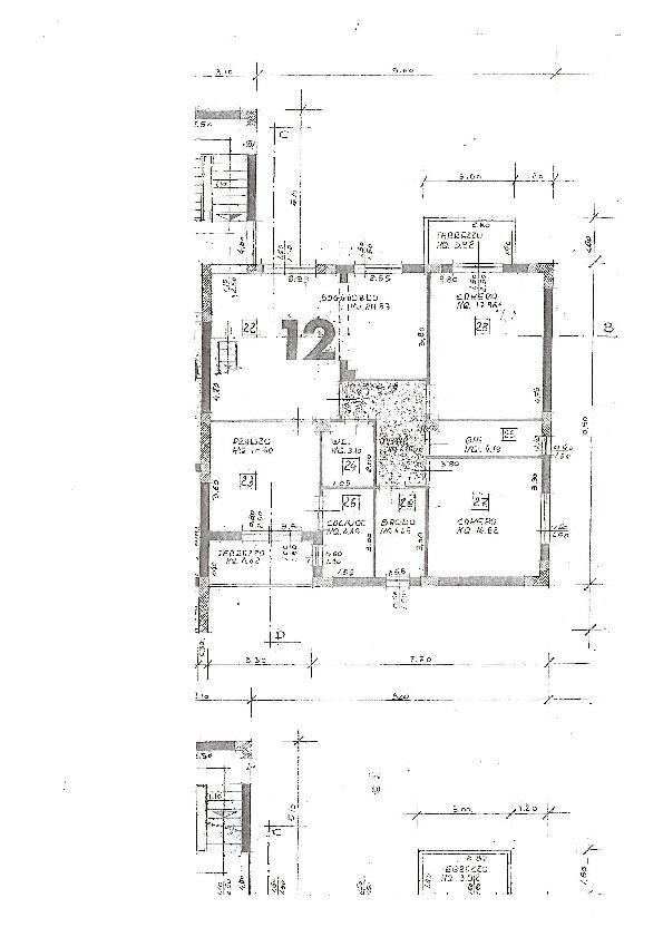 Appartamento in vendita, rif. 69 (Planimetria 1/1)