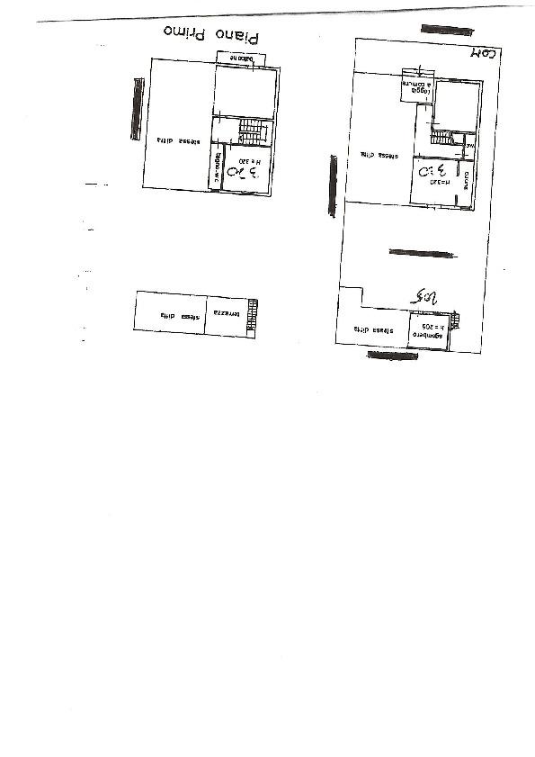 Planimetria 1/1 per rif. 91