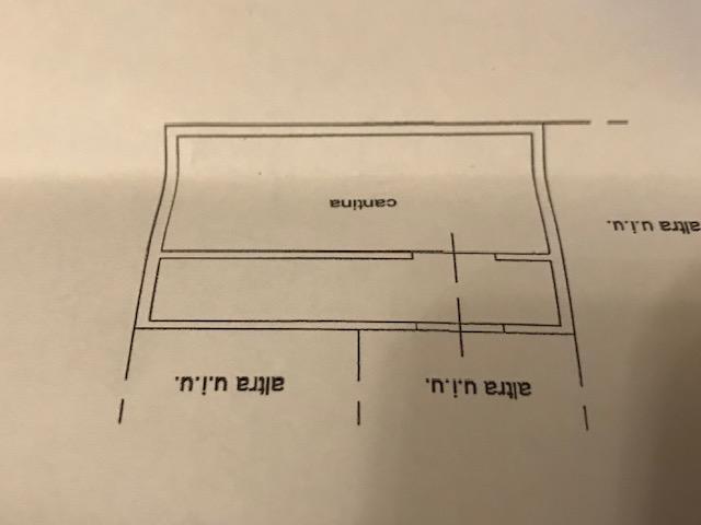 Appartamento in vendita, rif. 95 (Planimetria 2/2)