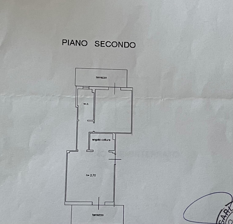 Planimetria 1/1 per rif. 122