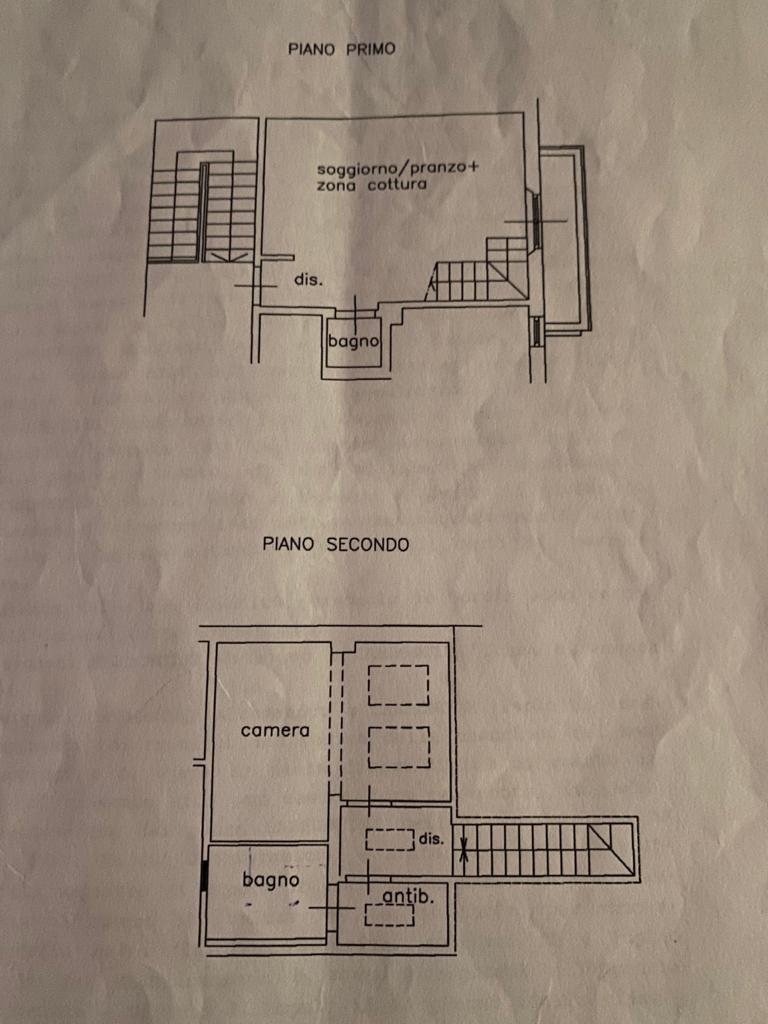 Appartamento in vendita, rif. 124 (Planimetria 1/1)
