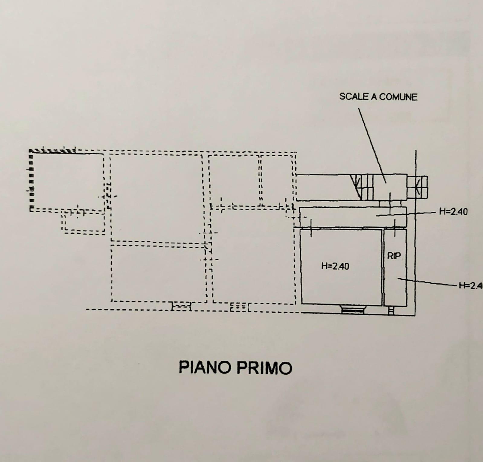 Appartamento in vendita, rif. 127 (Planimetria 1/1)