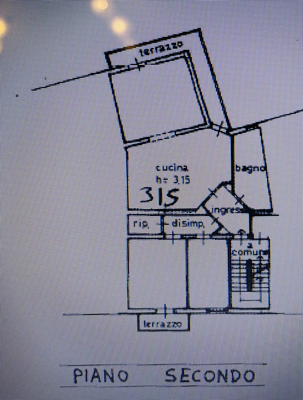 Appartamento in vendita, rif. 129 (Planimetria 1/1)