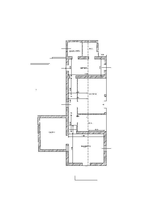 Planimetria 2/2 per rif. 44