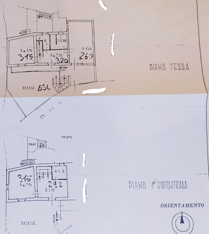 Planimetria 1/1 per rif. 677