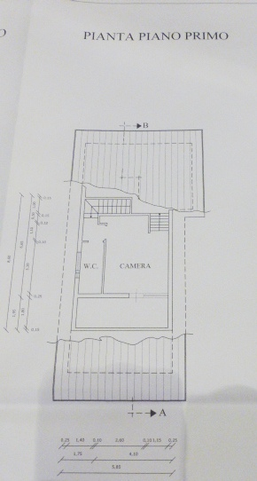 Planimetria 3/3 per rif. 688