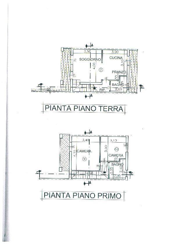 Planimetria 1/1 per rif. 14