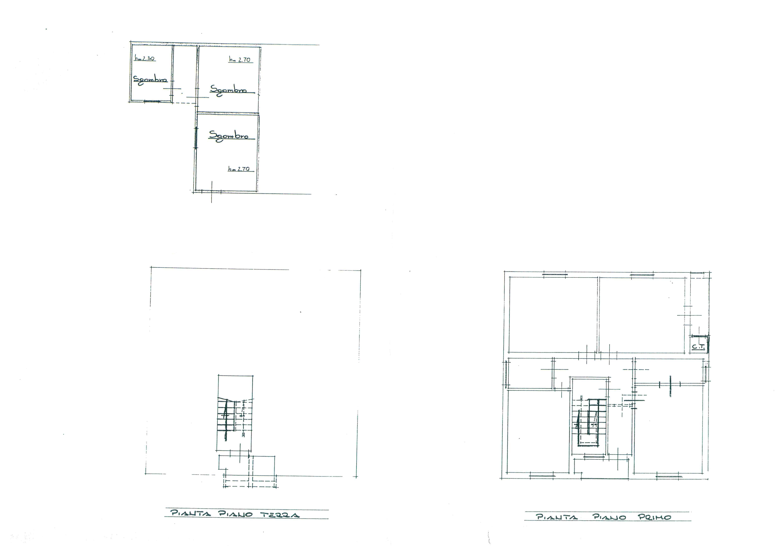 Planimetria 1/1 per rif. 31