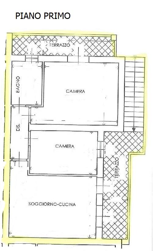 Planimetria 1/1 per rif. 57A
