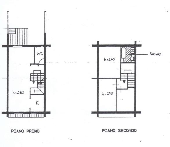 Planimetria 2/2 per rif. 81