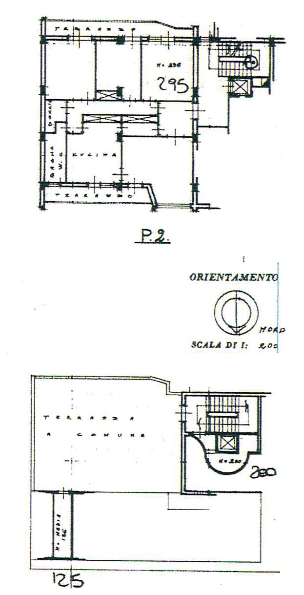 Planimetria 1/1 per rif. 82
