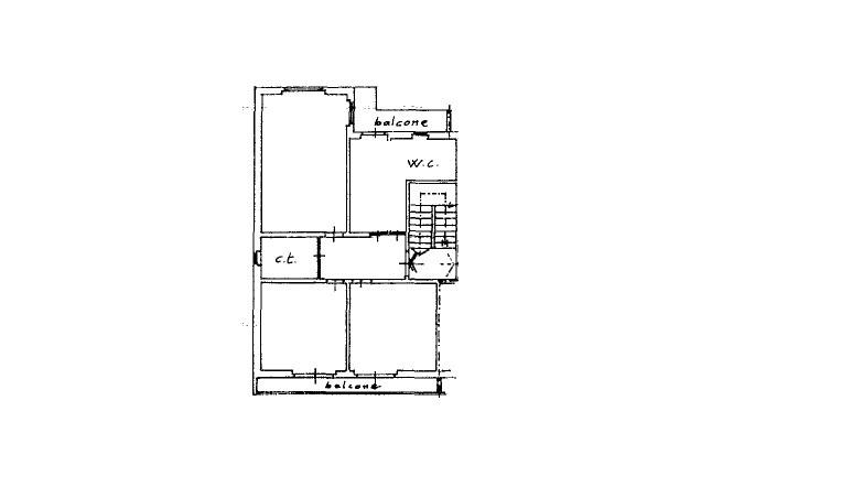 Appartamento in vendita, rif. K039 (Planimetria 1/1)