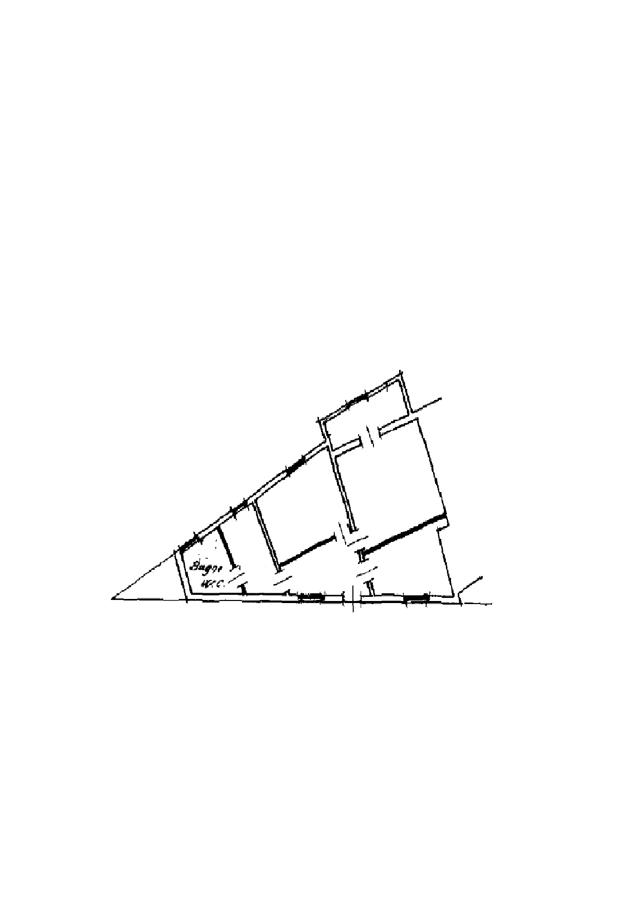 Casa singola in vendita, rif. K054 (Planimetria 1/1)