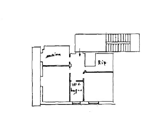 Appartamento in vendita, rif. K062 (Planimetria 1/1)