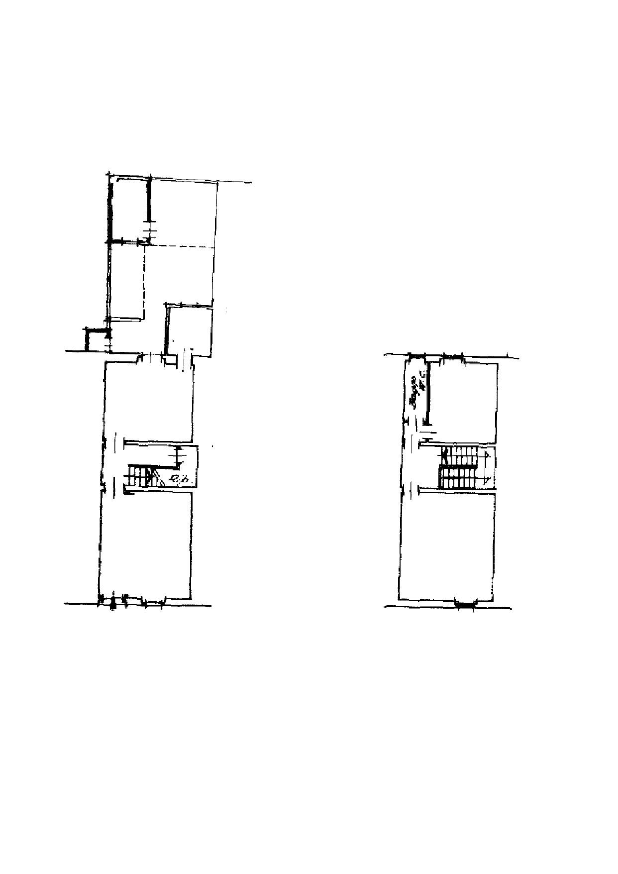 Terratetto in vendita, rif. K088 (Planimetria 1/1)