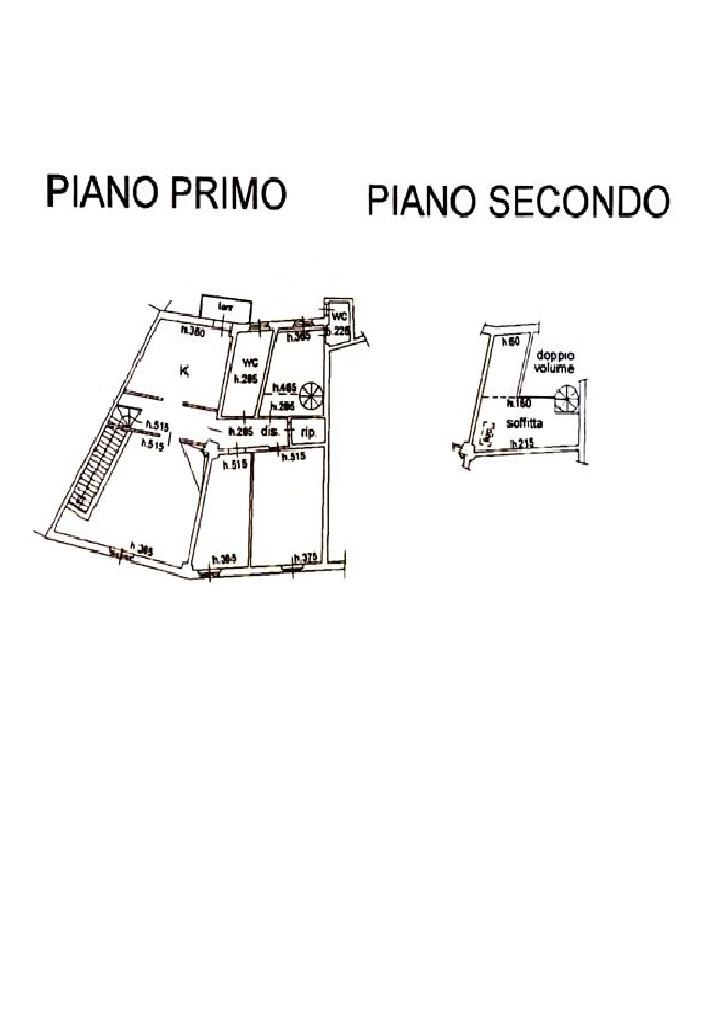 Appartamento in vendita, rif. K104 (Planimetria 1/1)