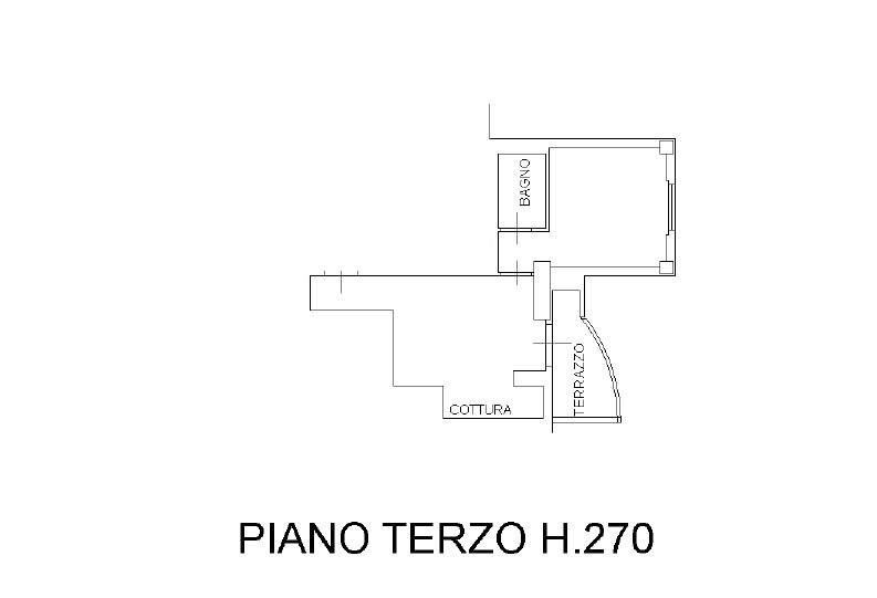 Appartamento in vendita, rif. K106 (Planimetria 1/1)