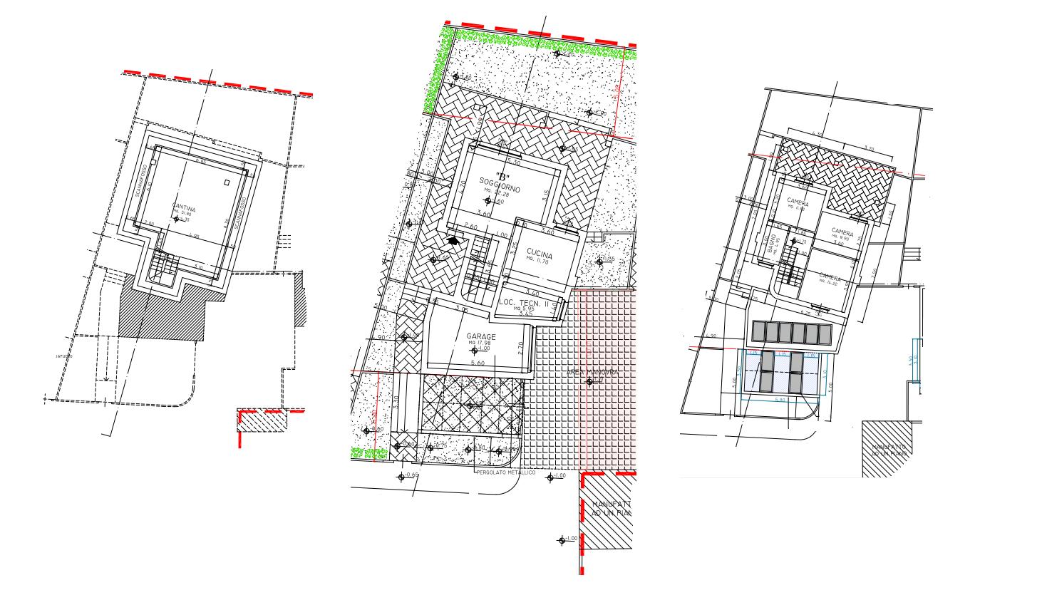 Villa singola in vendita, rif. k118 (Planimetria 1/1)