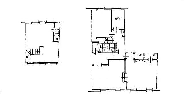 Appartamento in vendita, rif. K125 (Planimetria 1/1)
