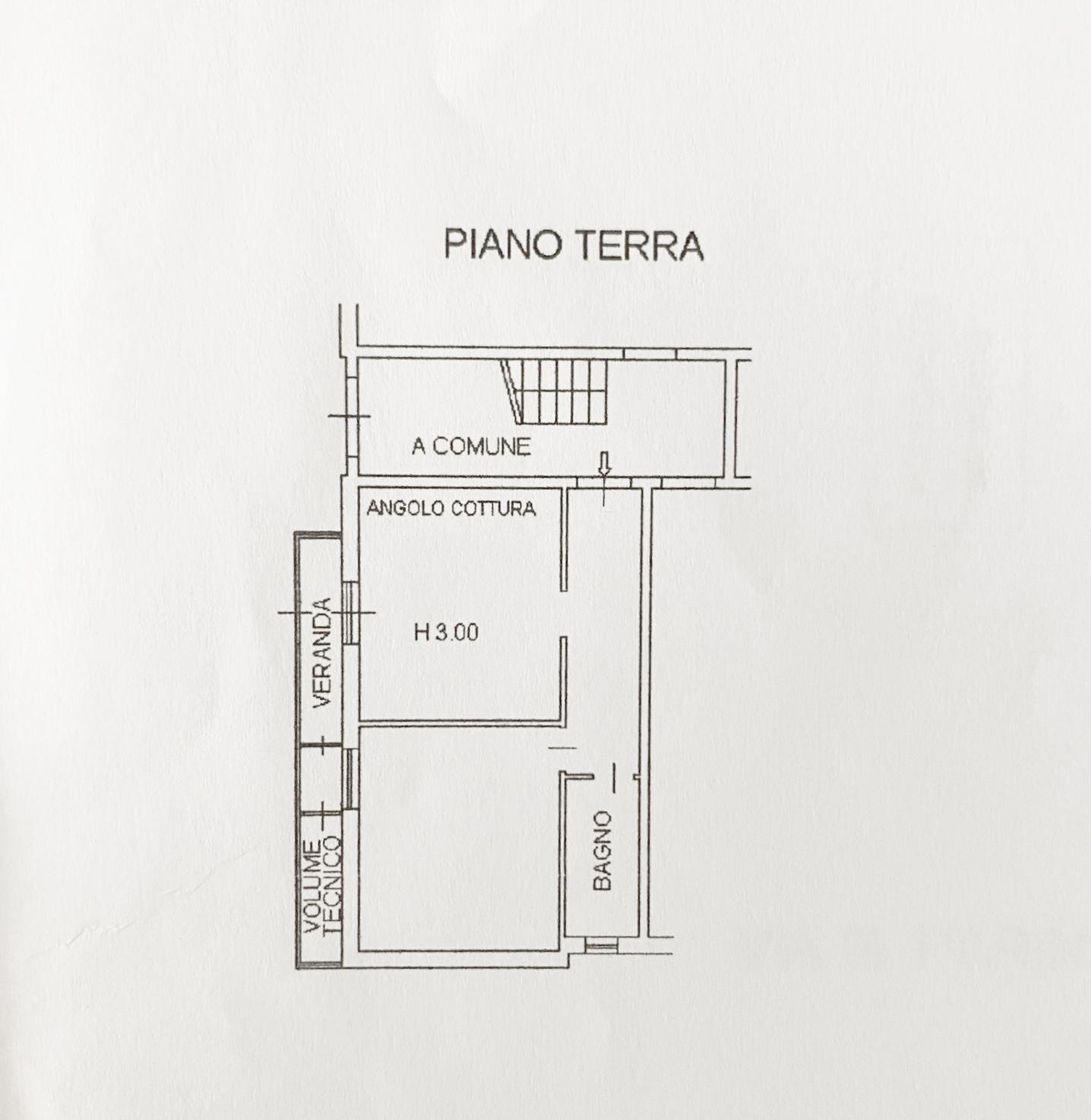 Appartamento in vendita, rif. K127 (Planimetria 1/1)