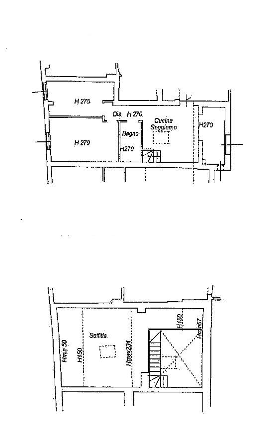 Appartamento in vendita, rif. k128 (Planimetria 1/1)