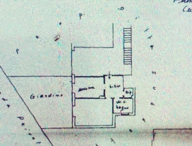 Appartamento in vendita, rif. K137 (Planimetria 1/1)