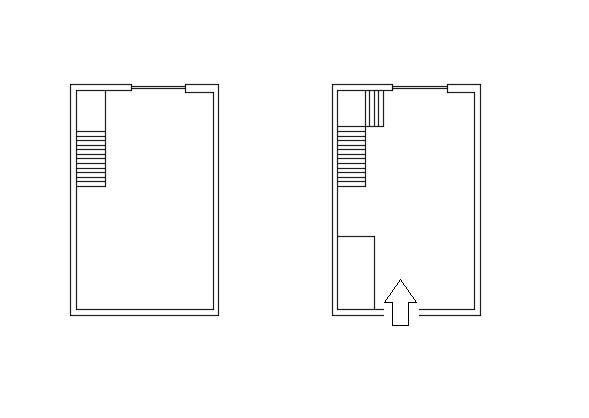 Appartamento in vendita, rif. K141 (Planimetria 1/1)